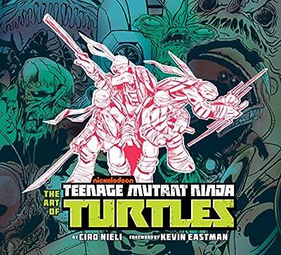 The Art of Teenage Mutant Ninja Turtles
