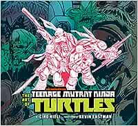 ART OF TMNT HC: Amazon.es: Ciro Nieli: Libros en idiomas ...