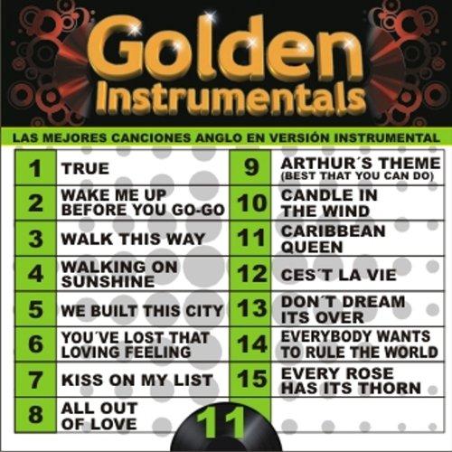 CD : YoYo International Orchestra - Golden Instrumentals, Vol. 11 (CD)