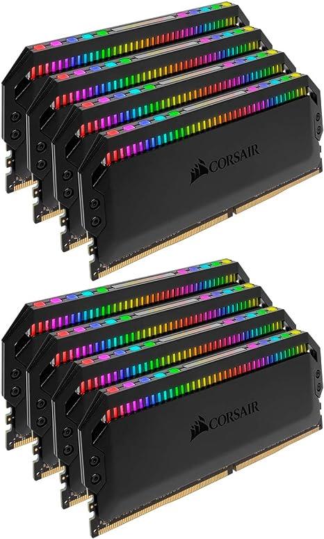 Corsair Dominator Platinum Rgb 64gb Ddr4 3000mhz C15 Computer Zubehör