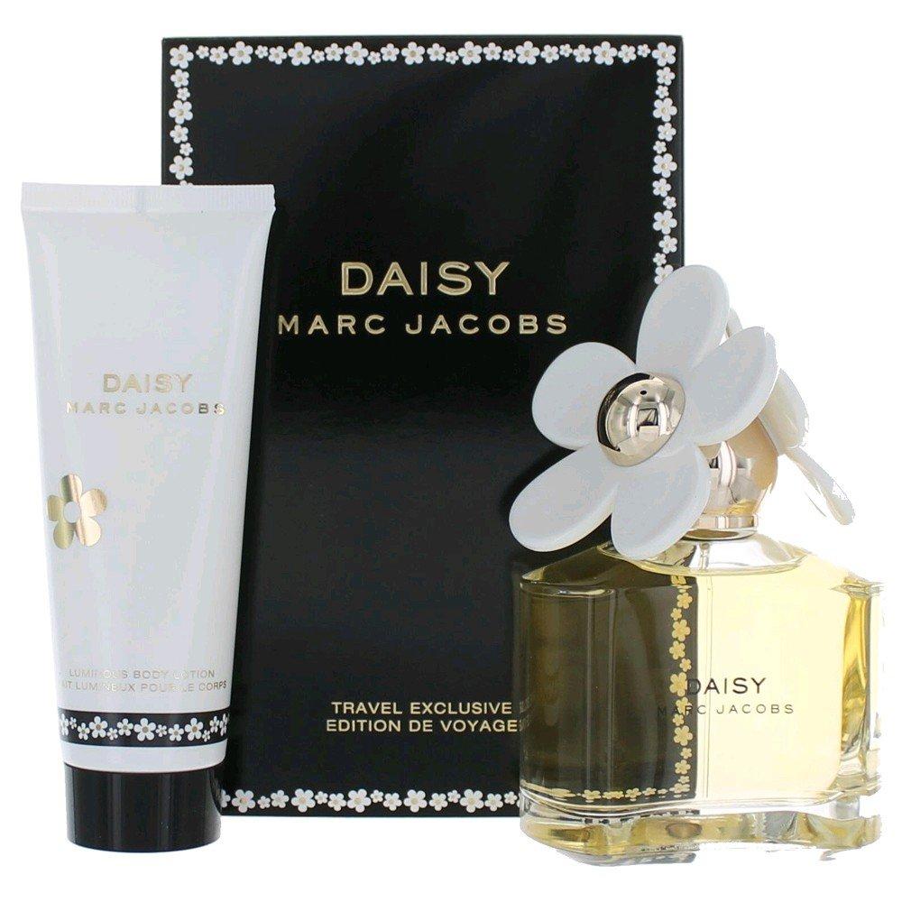 Marc Jacobs Daisy Eau de Toilette Spray Gift Set for Women, 3.4 Fluid Ounce, W-GS-3804 MJM81-123M