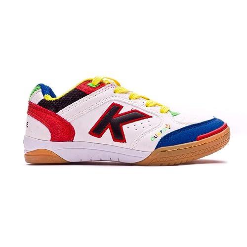KELME Olimpo Jr, Zapatillas de fútbol Sala para Niños: Amazon.es: Zapatos y complementos