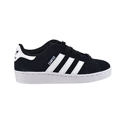 Adidas Campus 2 C Preschool Kids Shoes Core BlackWhite c77166 (10.5 M US