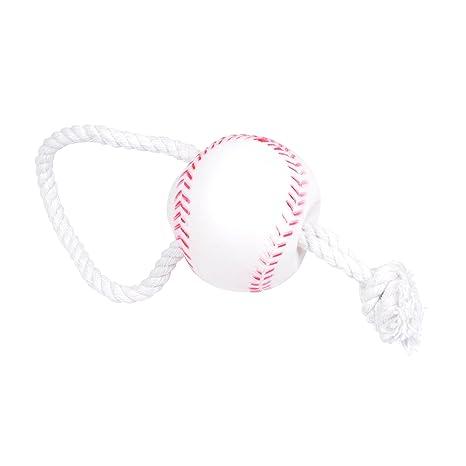 CODICO Pelota de béisbol en una Cuerda Perro de Juguete: Amazon.es ...