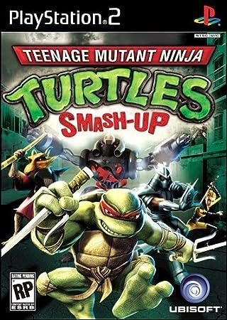 Teenage Mutant Ninja Turtles S : Ps2: Amazon.es: Música