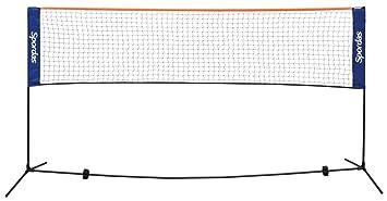 Netz Spannen badminton netz breite 5 m höhe 1 55 m material