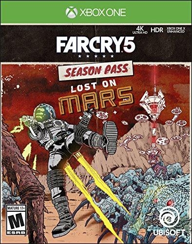 Far Cr y 5Lost on Mars  - Xbox One [Digital Code]