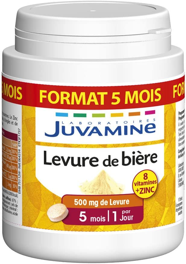 Juvamine Beer Yeast 150 Tablets