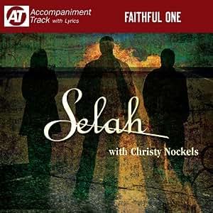 Faithful One (Accompaniment Track)