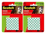 Best 3M Christmas Decorations - 3M Scotch 311DC Heavy Duty 1-Inch Mounting Squares Review
