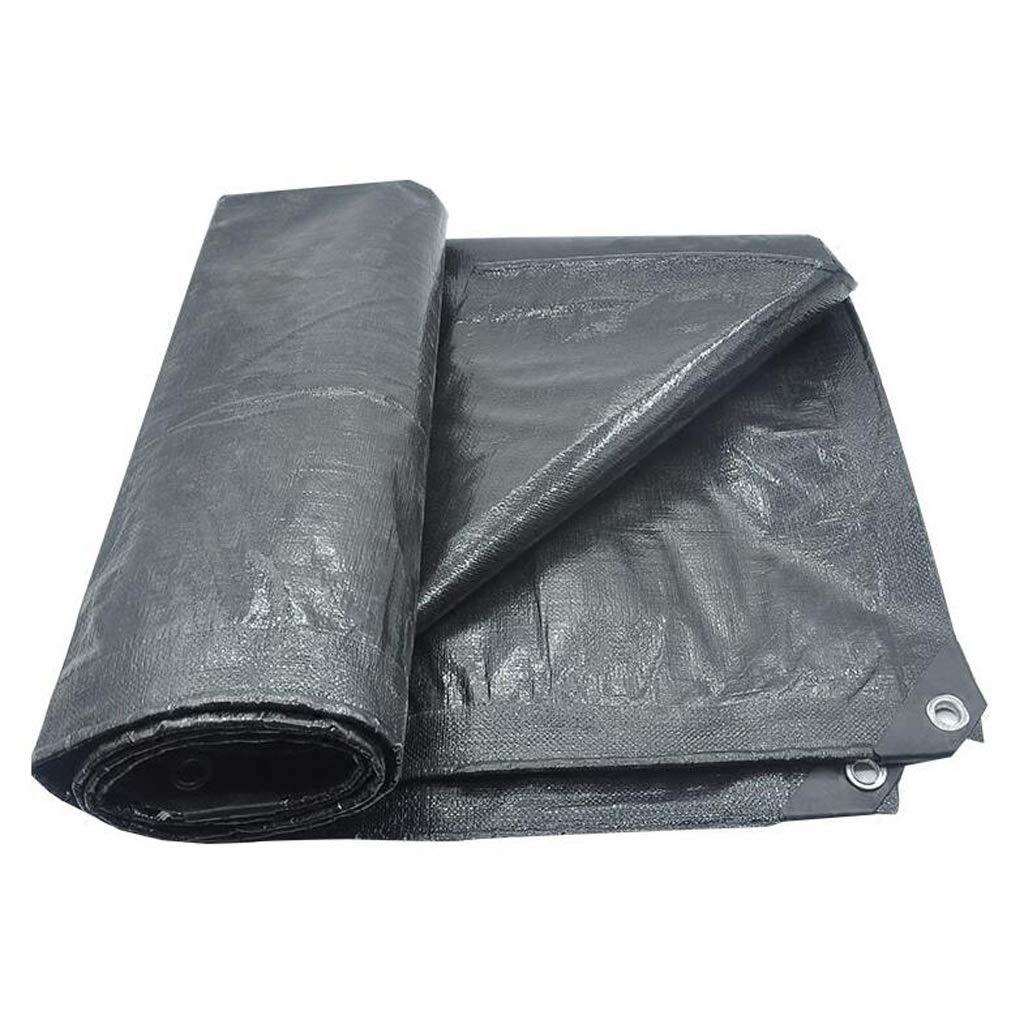 Plane Starke Schwarze Farbe Streifen Tuch Regendicht Tuch Wasserdichte Tuch Sonnenschirm Kunststoff Tuch Kunststoff Blaume Lostgaming