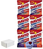 sweet spicy sunflower seeds - David Sunflower Seeds Sweet And Spicy 6PK In Gift Box With Magnet