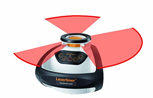 Laserliner 055.04.00a auto smart laser 100 set: amazon.de: baumarkt