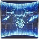 テネセシート 遊戯王 プレイマット 新マスタールール リンク召喚 対応 地の神と流星