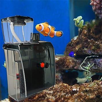 QIZIANG Agua salada externa del filtro del tanque de pescados del skimmer de la proteína del acuario 220v / 50Hz 8.5w Hot: Amazon.es: Bricolaje y ...