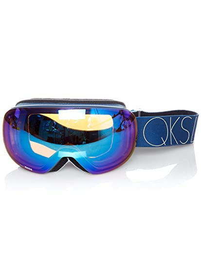 66d0ba78f Image Unavailable. Image not available for. Color: Quiksilver Qs R Snow  Goggles One Size Golden Brow Highline
