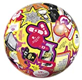 "American Educational Vinyl Clever Catch Bullying/Anger Management Ball, 24"" Diameter"