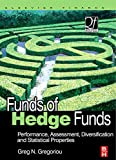 img - for Funds of Hedge Funds: Performance, Assessment, Diversification, and Statistical Properties (Quantitative Finance) book / textbook / text book