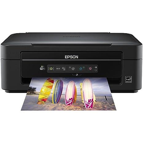 Epson Stylus SX235W - Impresora multifunciónal (Impresora/copiadora/escáner)