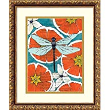 Framed Art Print 'Nectar Collector IV' by Kate Birch