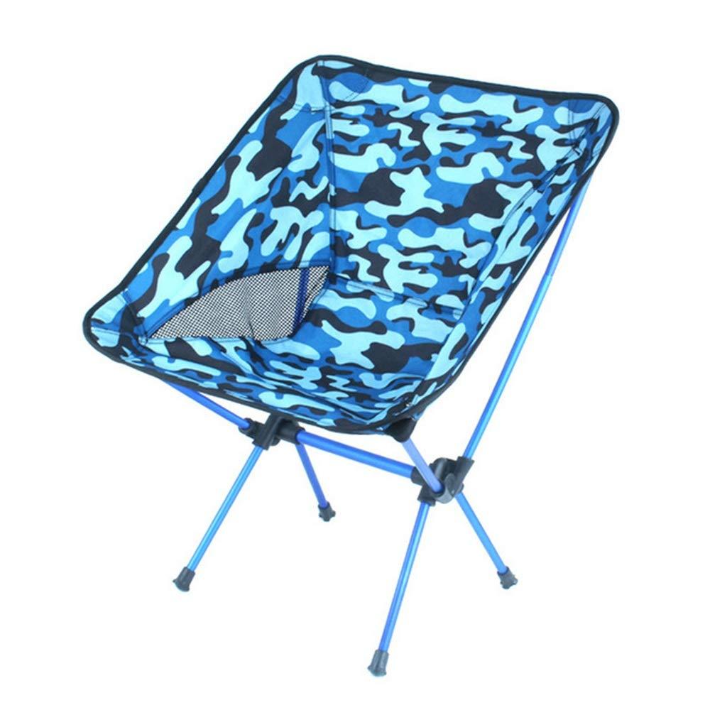 Silla de Camping portátil Ultraligero Plegable Mochilas ...