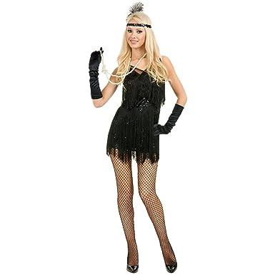 Black Flapper Dresses
