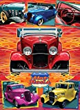 Hot Rods, A 1000 Piece Jigsaw Puzzle by Cobble Hill