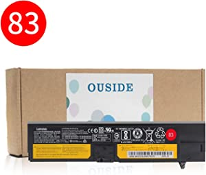 OUSIDE 01AV418 Laptop Battery Compatible with Lenovo ThinkPad E570 E570C E575 Series 83 SB10K97575 01AV417 SB10K97574 4X50M33574 82 01AV414 SB10K97571 01AV416 SB10K97573 4X50M33573.