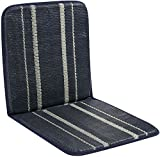 Kool Kooshion Standard Size Ventilated Seat Cushion, Blue