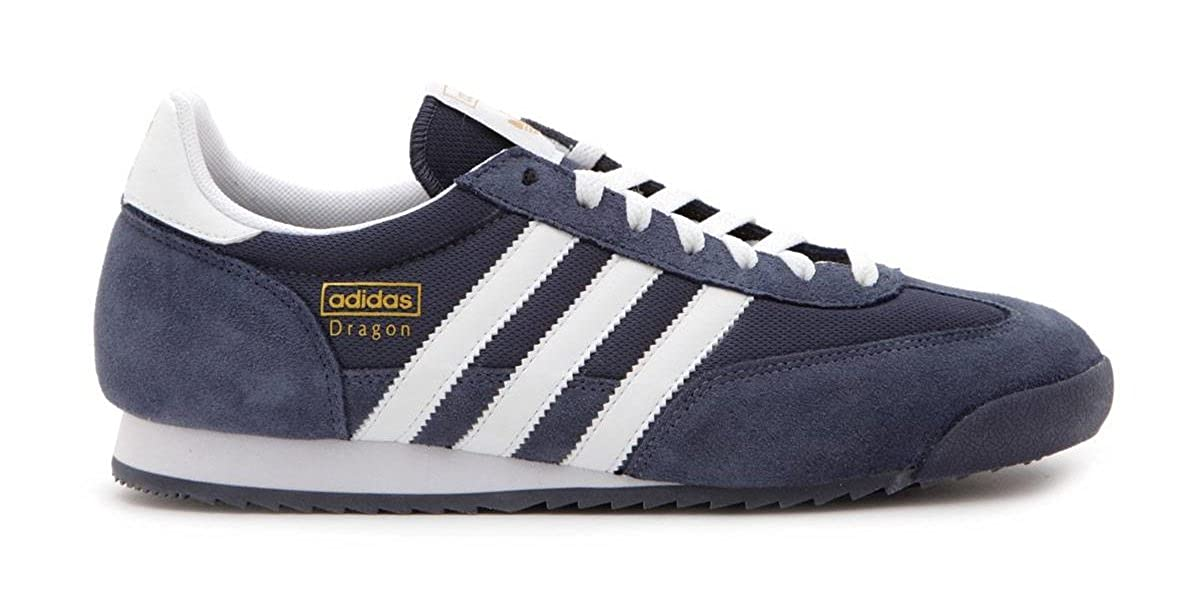 adidas dragon blu navy