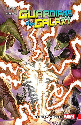All-New Guardians of the Galaxy Vol. 3: Infinity Quest (All-New Guardians Of The Galaxy (2017-2018)) cover