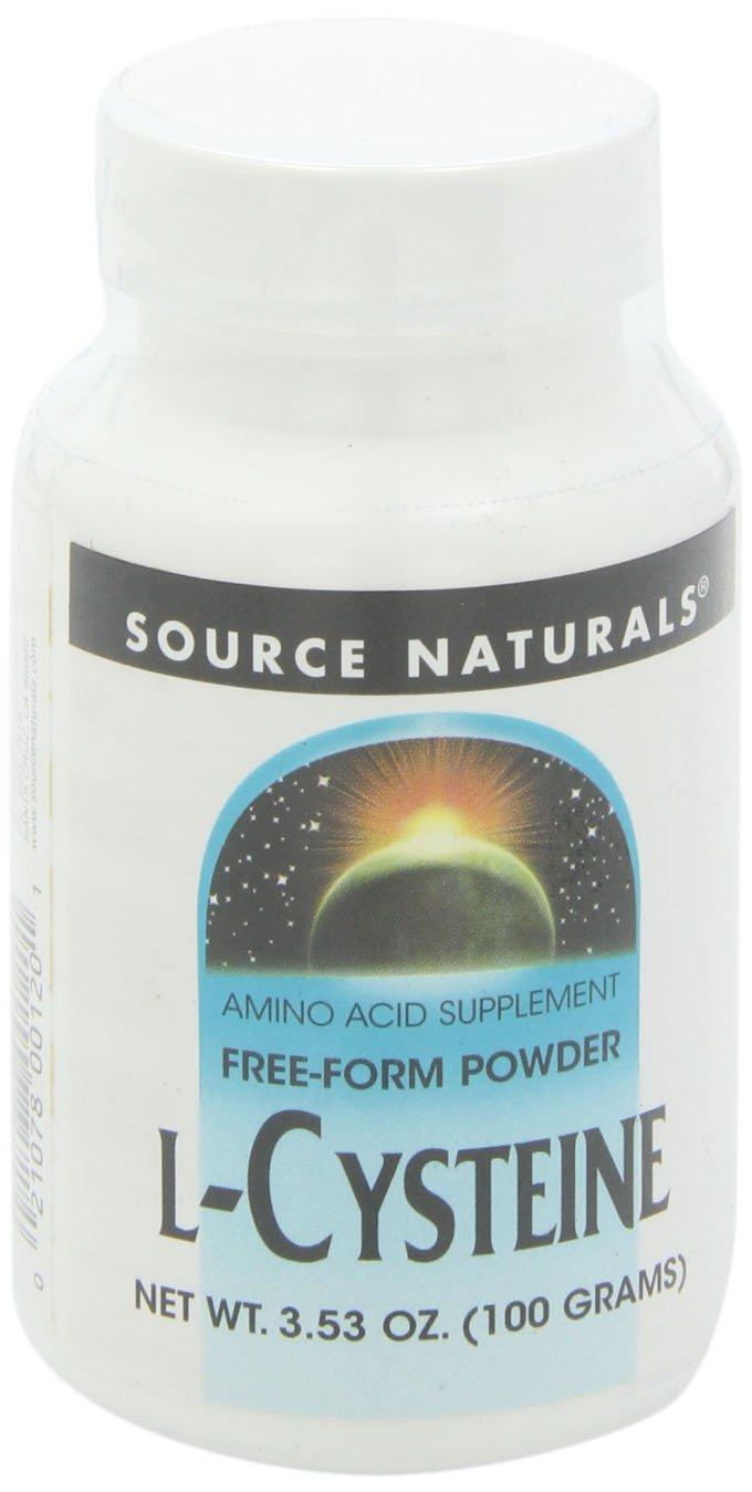 Source Naturals L-Cysteine, Powder, 100 Grams
