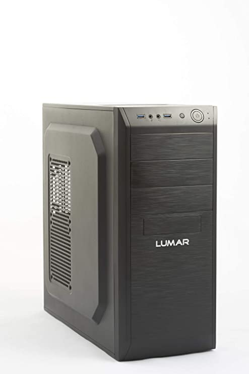 LUMAR Ordenador Sobremesa/Intel Core i7 Up to 4x3,9Ghz/8GB RAM ...