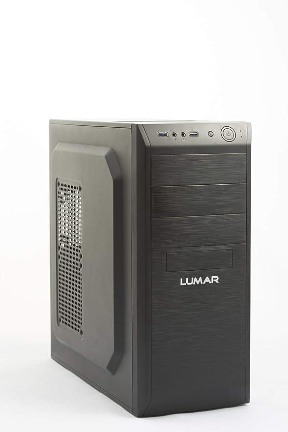 LUMAR Ordenador Gaming Sobremesa/Intel Core i7 Up to 4x3,9Ghz/16GB ...