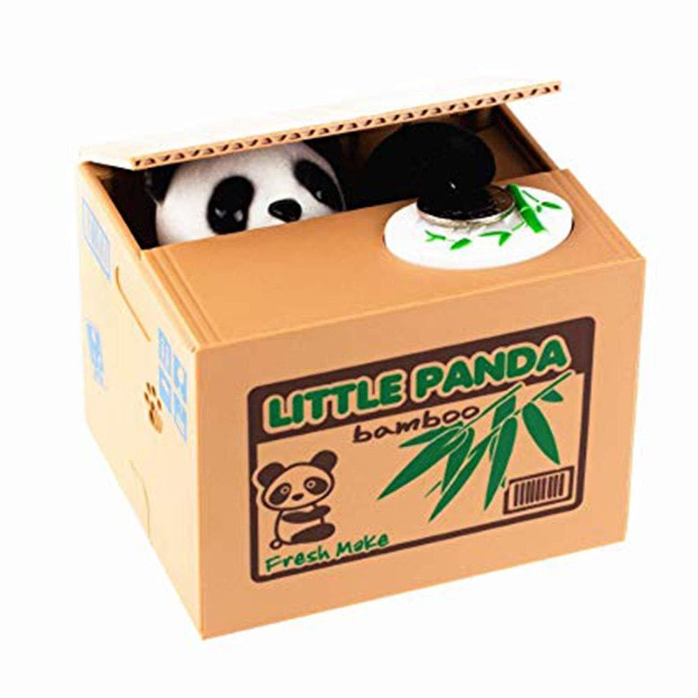 Amazon.com: Panda Money Bank, Panda Caja de Ahorro Panda ...