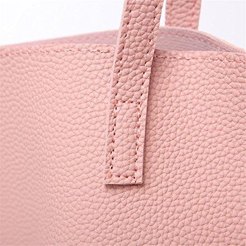 Girls Fashion Handbag Bag Casual Lady Hobo Style With Shoulder Brown Messenger For Kigurumi Women WI7dqFI