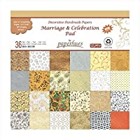 Paperhues Wedding Scrapbook Paper 12x12