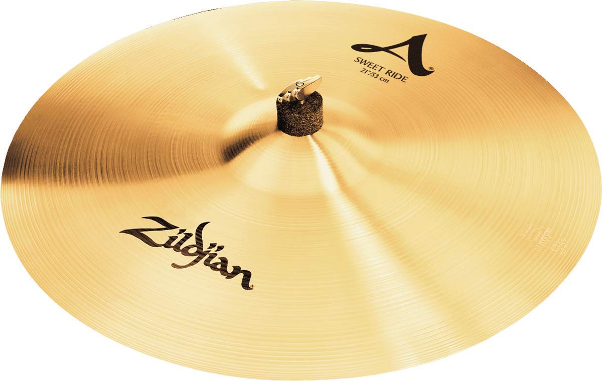 Zildjian A Series 21'' Sweet Ride Cymbal by Avedis Zildjian Company
