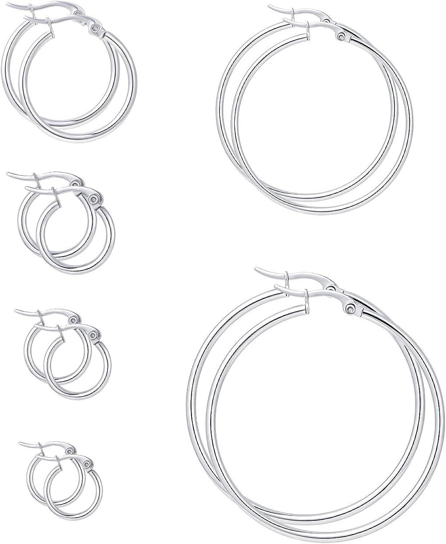 P-shape open hoop open hoop earrings Hoop earrings 925 silver plated with gemstone jade turquoise OIK minimal chic earrings half hoop earrings