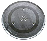 G.E. Microwave Glass Turntable Plate / Tray 14 1/8'' WB39X10038