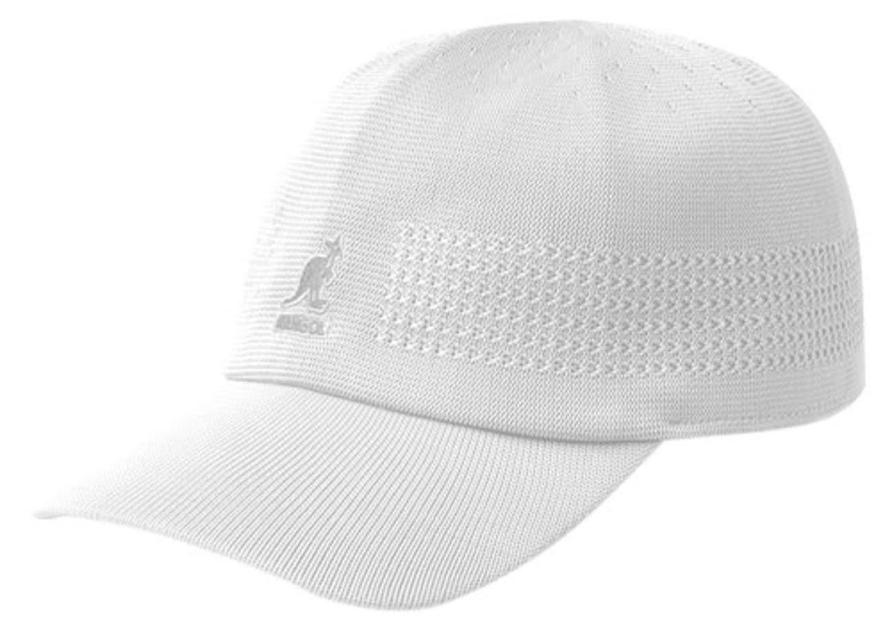 Kangol Tropic Ventair Spacecap Hat,White,M US