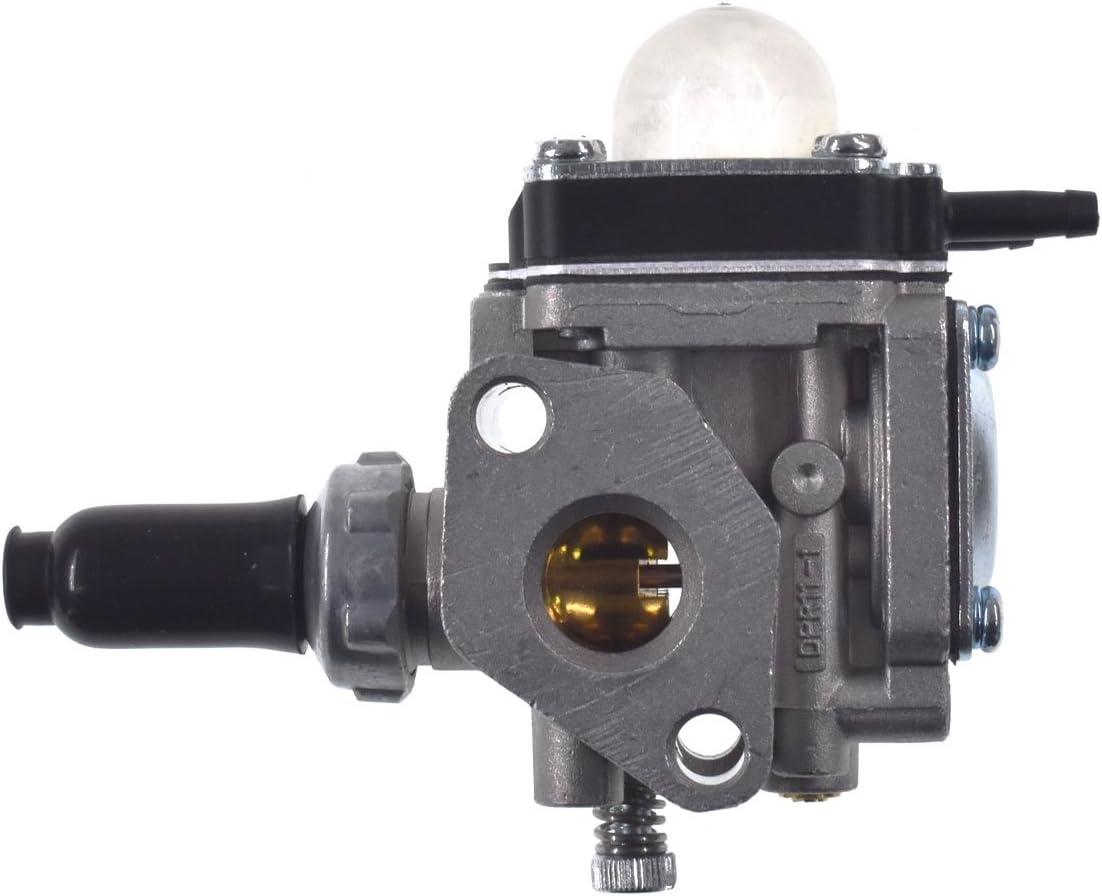 JRL Carburador Carburador para cortadora de Malas Hierbas Kawasaki TH43 TH48 Carburador: Amazon.es: Jardín