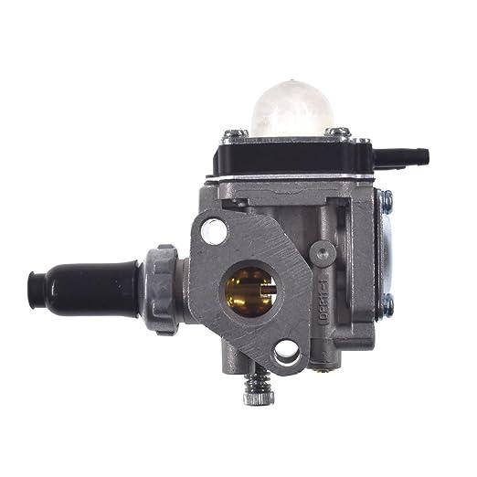 JRL Carburador Carburador para cortadora de Malas Hierbas Kawasaki ...