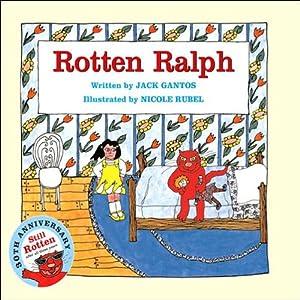 Rotten Ralph Audiobook