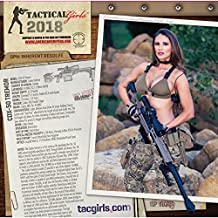 2018 Tactical Girls Gun Calendar