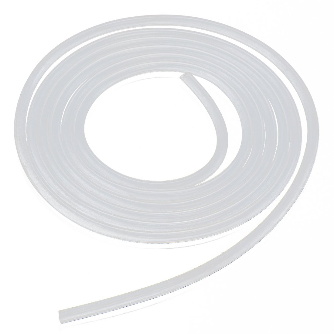 silicone tube - TOOGOO(R)2 meter silicone tube silicone tube pressure hose highly flexible 2 3mm