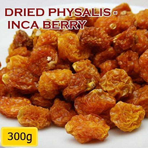 Aditivo libre de frutos secos Inca Berry (Golden Berry) 300g: Amazon.es: Alimentación y bebidas