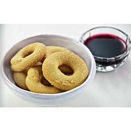 Vino Pretzels gluten 125g: Amazon.es: Salud y cuidado personal