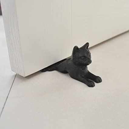 Cast Iron Door Stop   Decorative Rustic Door Stoppers   Stop Your Bedroom,  Bath And