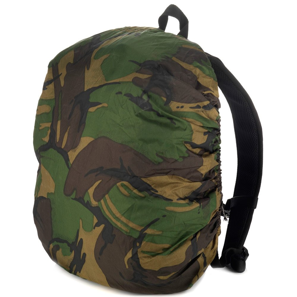 Snugpak Aquacover 100L Backpack Cover One Size DPM Camo